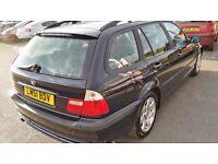 BMW 3 Series 2.0 318i SE Touring 5dr- 12 months MOT