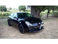 ALFA ROMEO GIULIETTA 1.4 TB 5dr FACELIFT MODEL 120 BHP PETROL , First MOT 06/2019 SIMPLY BEAUTIFUL