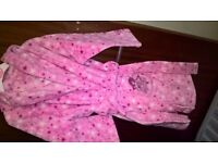 BRAND NEW with tags supersoft robe...lazytown