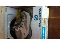 Scarpa mistral gtx professional hiking boots