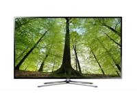 Tv samsung 40inch 3d with glasses