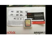 SanDisk Extreme 32GB 90MB/S SD Memory Card