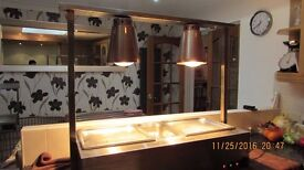 parry heated servery carvery