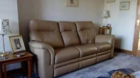Parker Knoll 4 piece suite