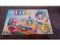 The game of LIFE & Frustration brand new and unopened.