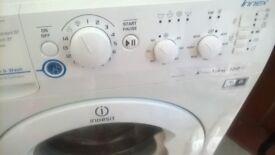 indesit 6kg 1200 spin washing machine
