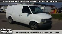 2005 Chevrolet ASTRO Cargo + Roof Rack