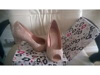 NUDE KURT GEIGER SHOES WITH BOX