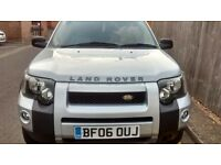 Land Rover FREELANDER 2.0 Turbo Diesel 2006 Estate Full Service History