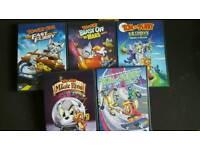 Tom & Jerry Dvd's. Classics!