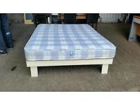Caravan Double Bed