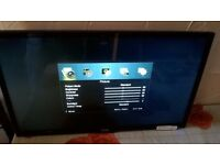 "LOGIK L24HE16 24"" LED TV new without remote control and box"