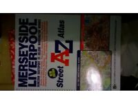 Liverpool A to Z Street Atlas New, New Edition