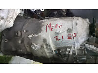 AUTOMATIC GEARBOX MERCEDES C180 2004
