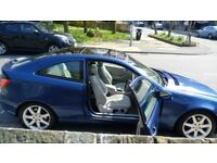 MERCEDES BENZ C220 COUPE - PANORAMIC ROOF