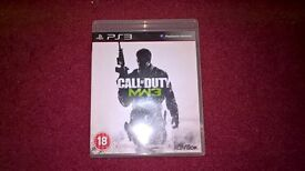 Playstation 3 PS3 Call of Duty Modern Warfare 3 Game