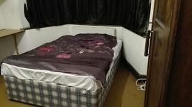 Very large secluded double room for £120 per week near Barking station (inclusive all Bills)