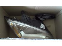 Ford Focus Mk2 Headlights from 2007 car