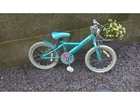 Small Childs Bike Girls Bicycle
