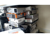 PROJECTORS MONITORS - SPARES AND REPAIRS