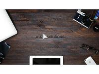 Build Websites, Brand Business, Deliver Content / Umz Solutions