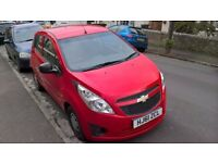 Chevrolet Spark 1.0 5dr (low mileage - only 25k) - £1000 o.n.o.