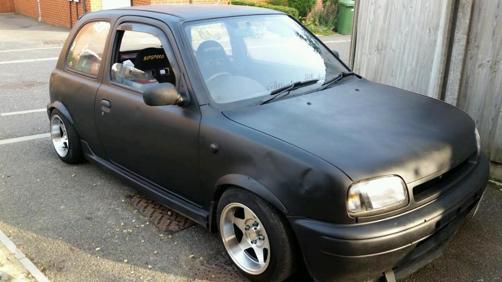 1997 Modified Nissan Micra In Attleborough Norfolk
