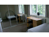 All Bills Included. Top floor Very Large Double Furnished Hatfield Room to rent/to share/to let