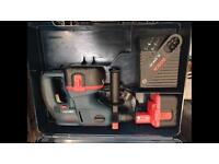 Bosch gbh24v 24v cordless masonry sds hammer drill