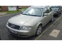 Audi a6....2.5 diesel