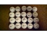 Srixon Golf Balls (20No - Distance / Marathon)