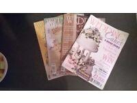 4 Magazines: Wedding Cakes a Design Source