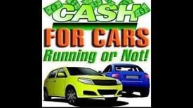 Scrap cars/bikes bought non runners spares repairs