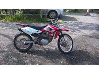 125 pitbike/dirt-bike