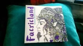 Faerieland Colouring Book