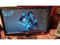 LG Computer Monitor (Damaged)