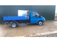 Ford Transit Tipper 2003 Twin Wheel Low Miles