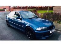 BMW 330d m sport 2002 not vxr Cupra gti gtd vrs replica fr wrx red top