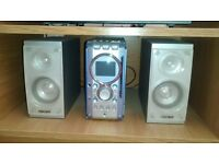 Stereo/cd player/radio