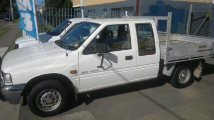 KINGSWOOD CAR TRUCK & UTE RENTALS St Marys Penrith Area Preview