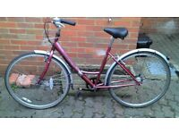 Raleigh Caprice Dutch Style Bike only £75