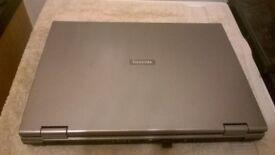 Toshiba Satellite Pro Silver A120 PSAC1E Windows 10 Laptop WI-FI