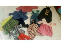 Baby girls next bundle first size