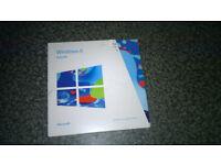 original microsoft windows 8 upgrade disc