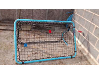 Rebound Net Crazy Catch Double Trouble Professional (Football Equipment)