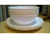 plates n bowls --all new