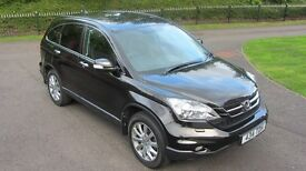 2011 (11) HONDA CR-V 2.0 I-VTEC PETROL ES 5DR MANUAL