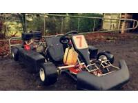 Honda 270cc 9hp Wright racing kart. Not Quad/Buggy/Gokart