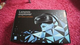 VR Headset Lenovo Explorer - BRAND NEW SEALED - BARGAIN