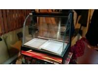 Hot Cupboard Warm Display Cabinet